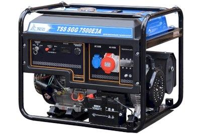 Бензогенератор TSS SGG 7500Е3A