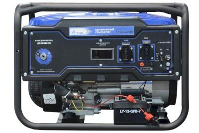 Бензогенератор TSS SGG 2800EN