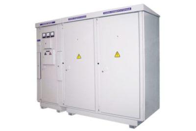 Автоматизированные конденсаторные установки